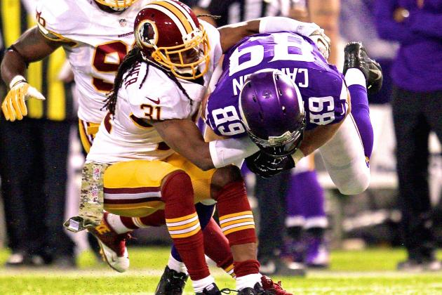 Brandon Meriweather Should Be Facing Last Chance in NFL Following Suspension