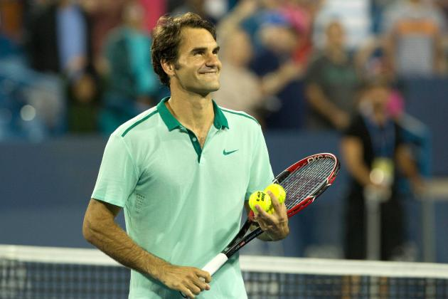 Roger Federer Should Be Favored to Win 2014 US Open over Novak Djokovic