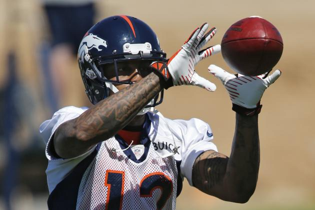 Wes Welker's Injury Makes Broncos' Andre Caldwell a Late-Round Fantasy Steal