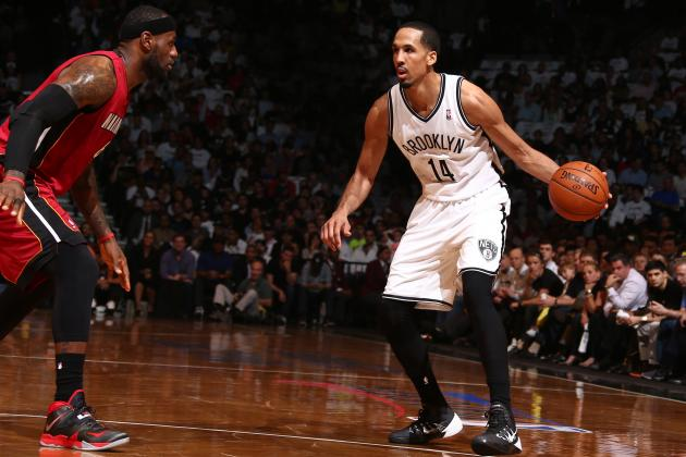 Why Shaun Livingston Is Key to Deep Postseason Run for Golden State Warriors