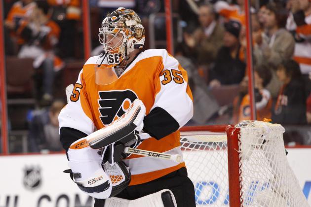 Why the 2014-15 Philadelphia Flyers' Success Hinges on Steve Mason's Play