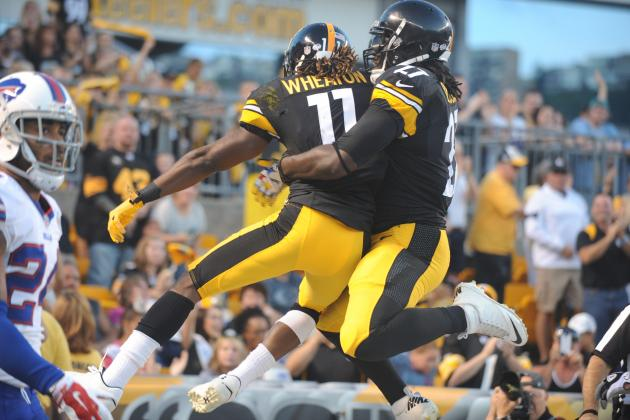 Why Markus Wheaton Is Pittsburgh Steelers' Biggest X-Factor in 2014