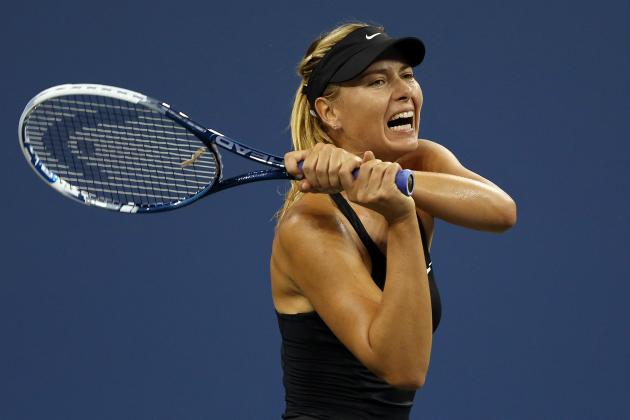 Maria Sharapova vs. Maria Kirilenko: Score and Recap from 2014 US Open