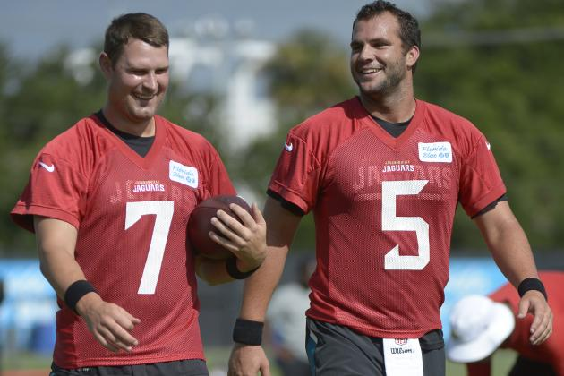Gene Frenette: Jaguars Trust in Their Plan for Quarterbacks