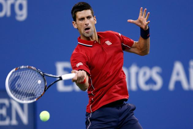 Novak Djokovic vs. Diego Schwartzman: Score and Recap from 2014 US Open
