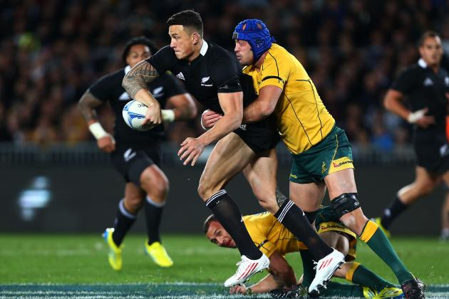 Sonny Bill Williams' Exemption Shows Hypocrisy of NZRU
