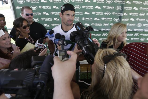 Eric Decker Will Be a Fantasy Football Steal as Focal Point of Jets Offense