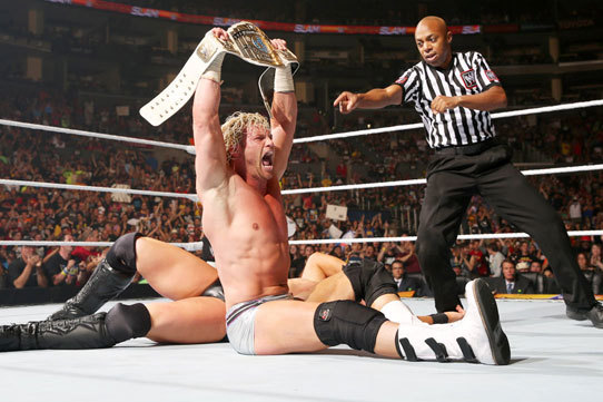 Dolph Ziggler Will Not Return to the Main Event Picture in 2014