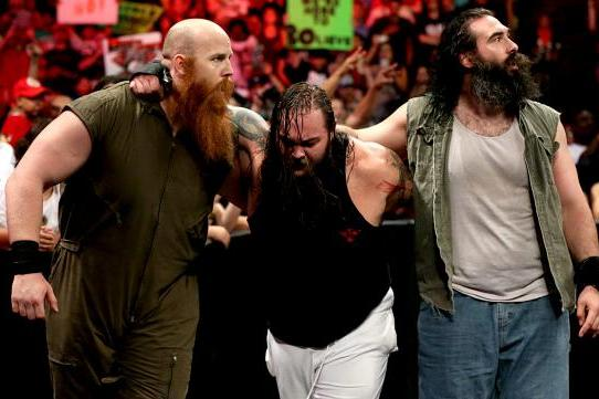Poor Booking Could Put an End to The Wyatt Family as a Credible Heel Stable