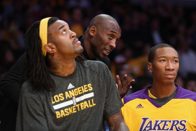 Who Should Start for the LA Lakers in 2014-15?