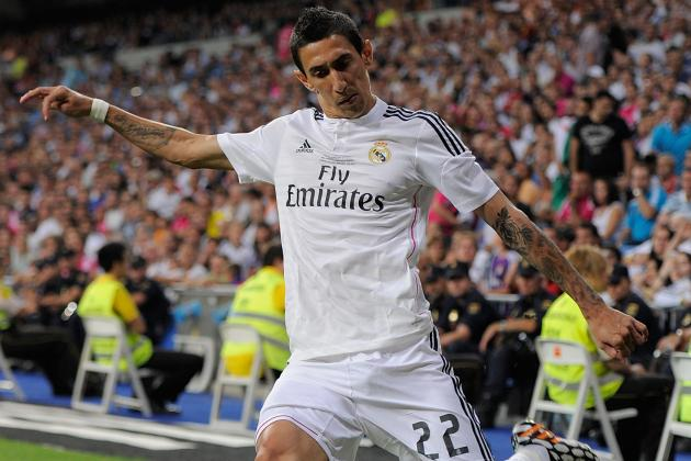 Manchester United Transfer News: Angel Di Maria Terms, Timeline and More