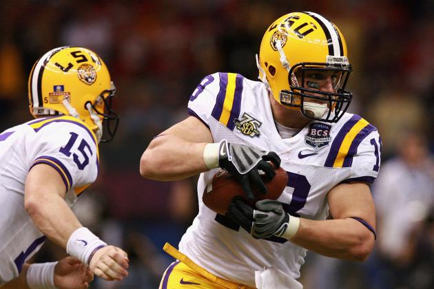 Former LSU Star Jacob Hester Talks Les Miles, New TV Role and Life After the NFL