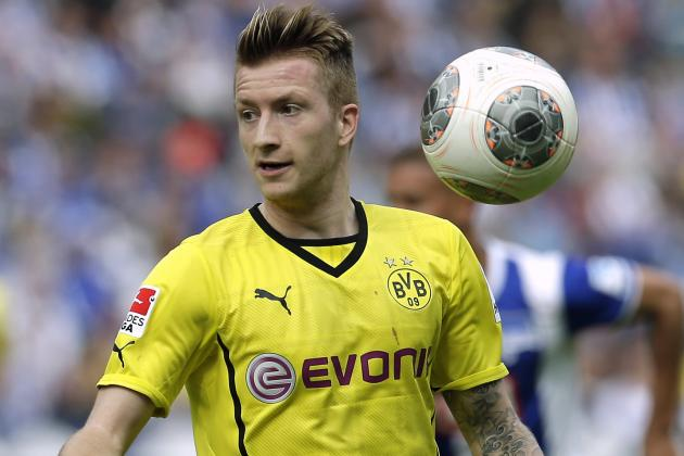 Arsenal Transfer News: Marco Reus Blow, Latest on Kostas Manolas and Loic Remy