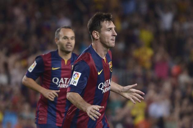 Sensible Pre-Season Has Barcelona and Luis Enrique in Good Shape for La Liga