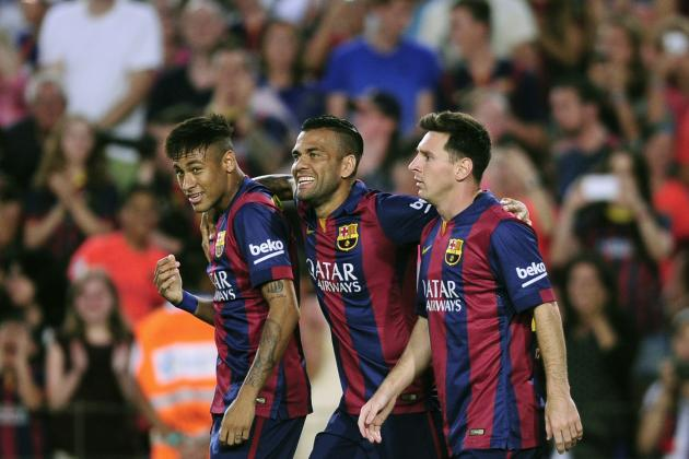 What Does the Future Hold for Barcelona Full-Back Dani Alves?