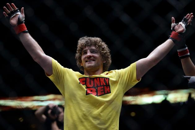 The UFC Welterweight Division Feels Incomplete Without Ben Askren