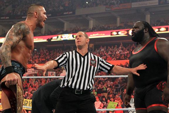 WWE Classic of the Week: Randy Orton vs. Mark Henry, Night of Champions 2011