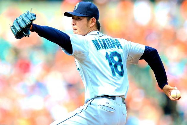 Hisashi Iwakuma, Chris Young Are Unsung Heroes of Mariners' Rapid 2014 Rise
