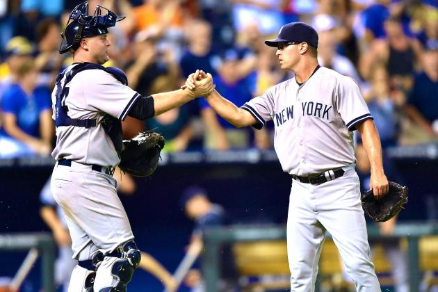 Surging Yankees Keep Fighting Their Way Back into AL Postseason Picture