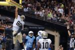 Jimmy Graham: You Can't Have Fun in the NFL Anymore