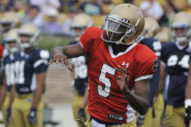 Notre Dame QB Everett Golson 'Grew Up' During Suspension