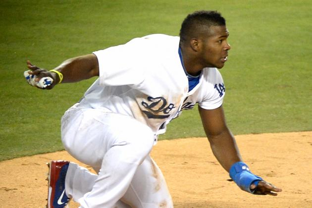 Yasiel Puig Remains Very Much a Work in Progress for Dodgers