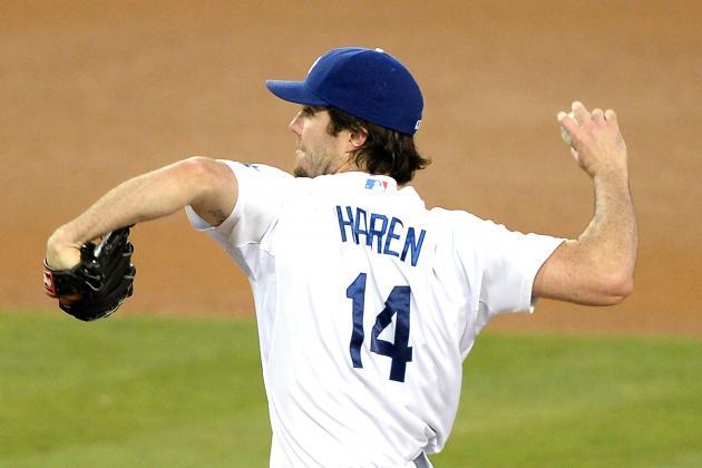 Back End of Dodgers' Rotation Remains in Flux