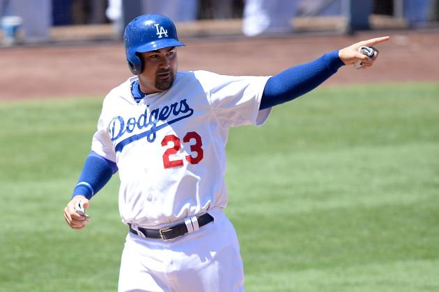 Dodgers Hitting Doubles at Prolific Rate