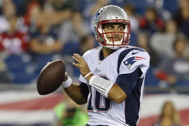 Garoppolo Excited for Opportunity to Start Thursday