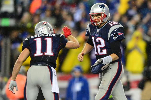 Julian Edelman: Tom Brady 'Always a Little More Motivated the Next Year'