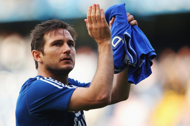 Frank Lampard's England Retirement Inevitable After Chelsea Exit