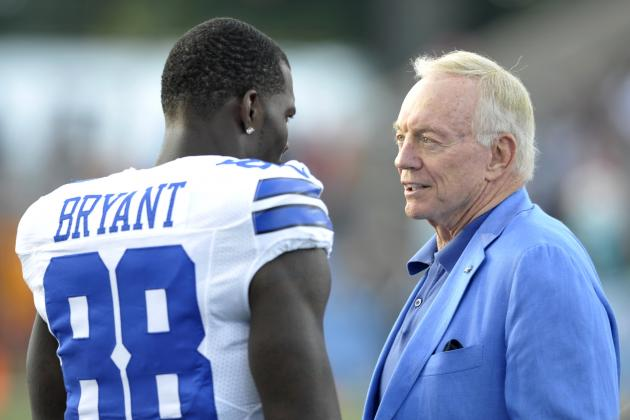 Expect Dez Bryant to Have a New Deal with the Cowboys by Opening Day