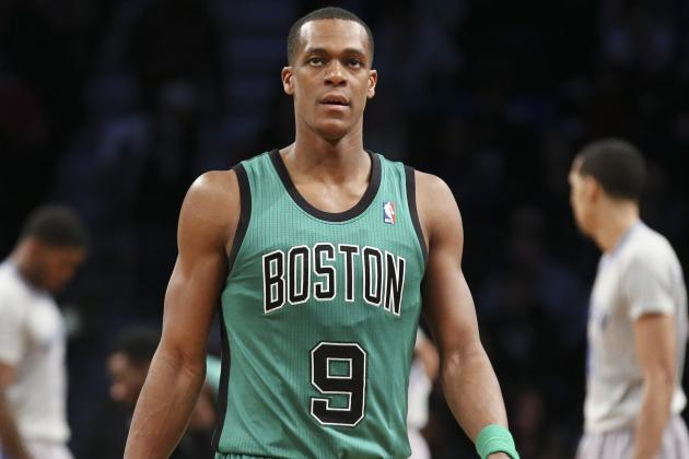"Rajon Rondo: ""I Want to Win Another Championship"""