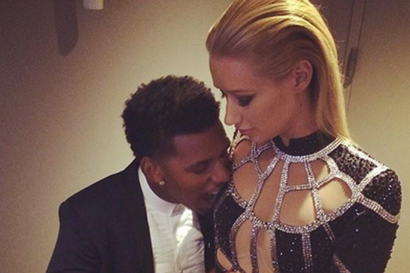 Nick Young's Iggy Azalea Thirst Remains Unquenchable