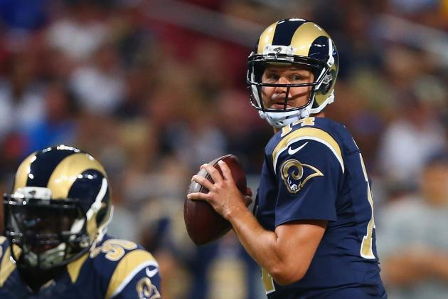Should Shaun Hill Be the Rams Starter?