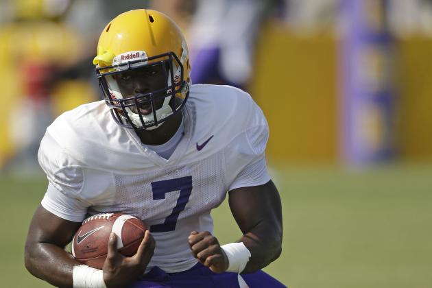 Debate: Who Will Be LSU's MVP in 2014?