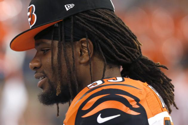Burfict Contract Status; Tuesday Injury Report
