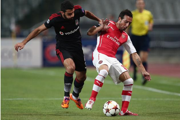 Arsenal vs. Besiktas: Date, Live Stream and Champions League Qualifier Preview