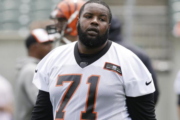 Andre Smith Wants to Play in Bengals' Preseason Finale