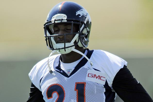 Talib: Ready to Make an Impact