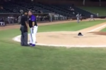 Minor League Skipper Ditches Shoes in Tantrum