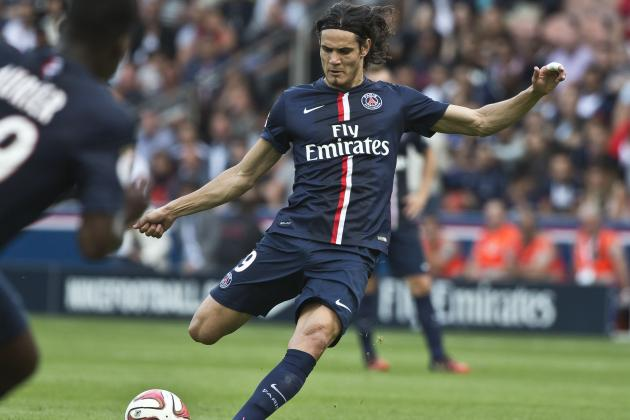 Arsenal Transfer News: Edinson Cavani, Strikers Tipped to Replace Olivier Giroud