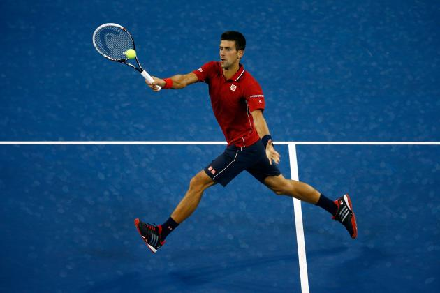 Novak Djokovic Is Clear 2014 US Open Favorite After Dominant 1st-Round Win