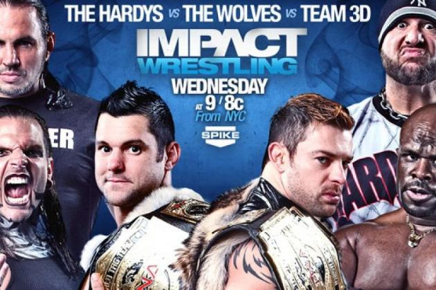 TNA Impact Wrestling: Complete Preview, Rumors, News and More for August 27