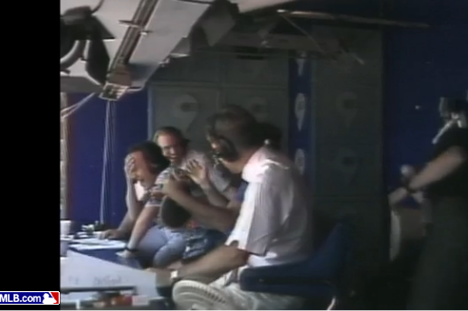 Robin Williams in Mets Booth Is Everything Billy Crystal Said It Would Be