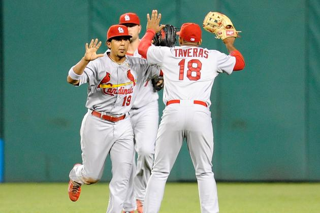 5 Players St. Louis Cardinals Will Promote in September