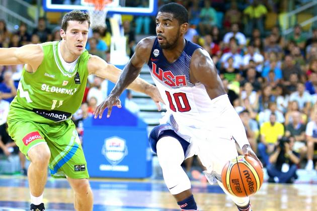 USA Basketball vs. Slovenia: Live Score and Highlights