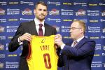 Love: I'm Committed to Cavs 'Long Term'