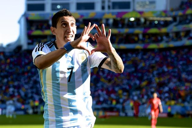Angel Di Maria Transfer Fits Manchester United's Needs but Won't Fix All Issues