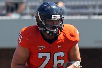 UVa football notebook: Depth chart reveals starting offensive line